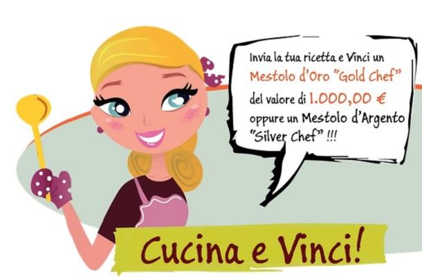 concorso a premi mestolo doro cucina e vinci concorsi a premi gratis campioni omaggio online