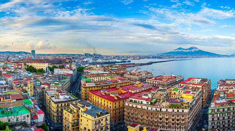 Concorso eDreamsFoodie, vinci viaggio a Napoli