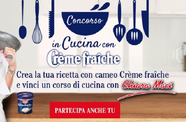 concorso a premi cameo in cucina con creme fraiche concorsi a premi gratis campioni omaggio online