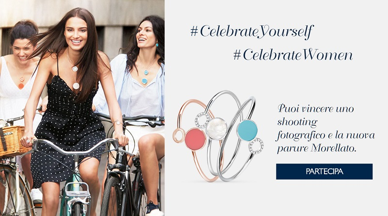Concorso Morellato Celebrate Yourself