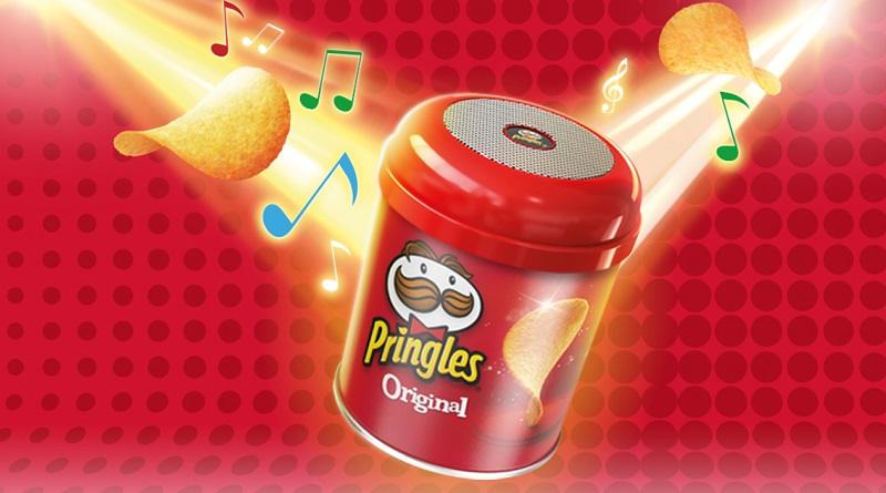 Concorso Pringles vinci uno speaker