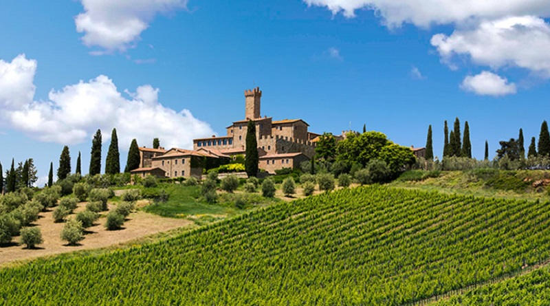 Concorso a premi Castello Banfi Play And Wine