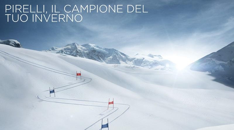 Concorso Pirelli, il campione del tuo inverno