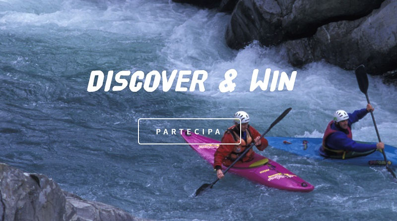 Concorso a premi Green and blue, discover and win