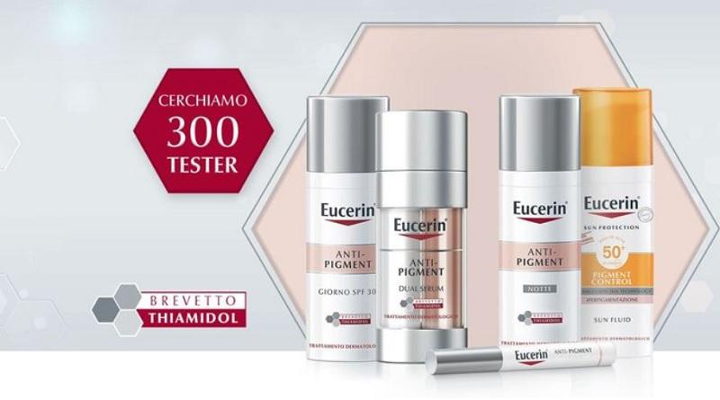 Diventa tester di linea anti-pigmenti Eucerin