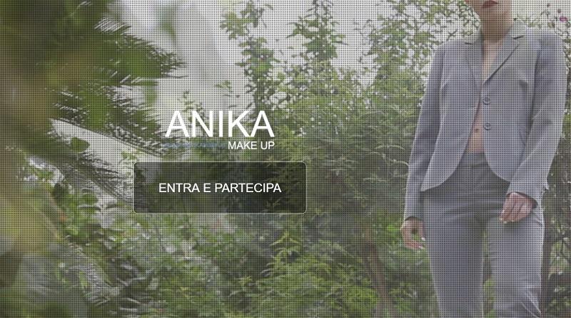 Concorso a premi Anika Contest