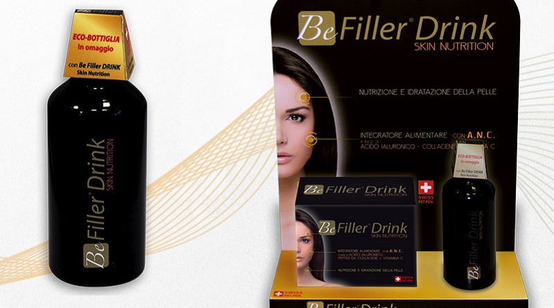 Campione omaggio BeFiller Drink