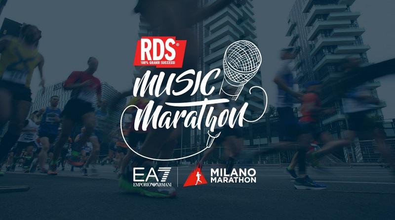 Concorso a premi RDS Music Marathon