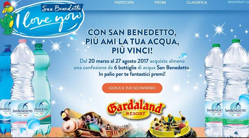 San Benedetto I Love You, più ami la tua acqua più vinci