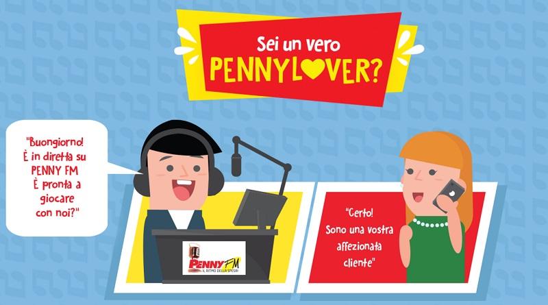 Concorso Sei un vero Penny Lover?