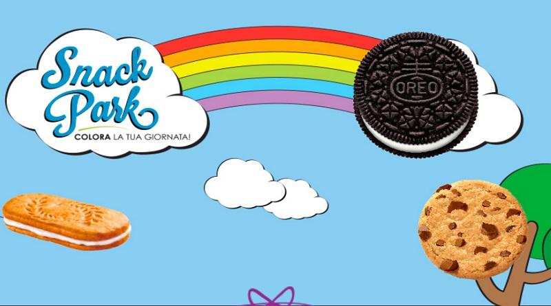 Concorso Snack Park colora la tua giornata