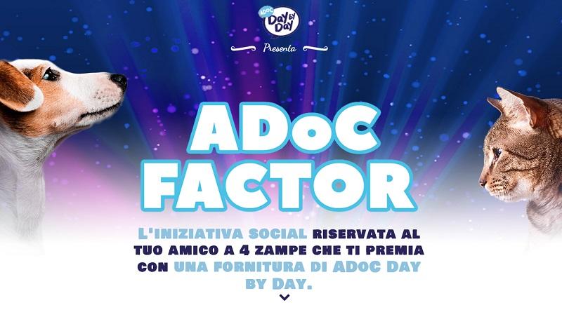Concorso a premi ADoC Factor