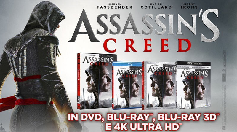 Concorso Euronics e Assassin's Creed