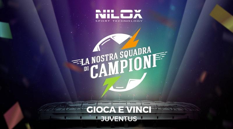 Concorso Nilox la nostra squadra di campioni