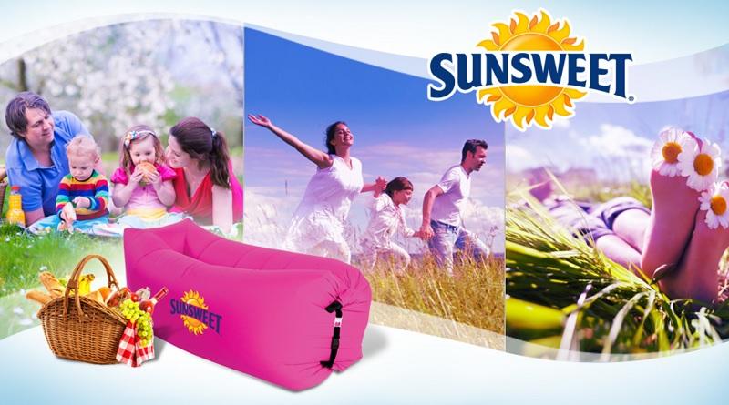 Concorso a premi Sunsweet, vinci poltrona gonfiabile