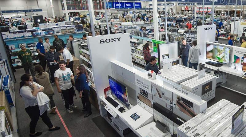 E' tempo di acquistare nuovi prodotti di elettronica