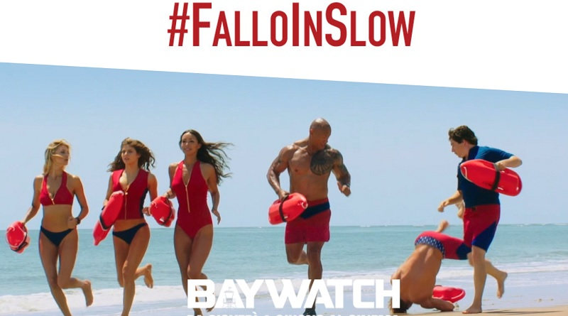 Concorso a premi Baywatch fallo in slow