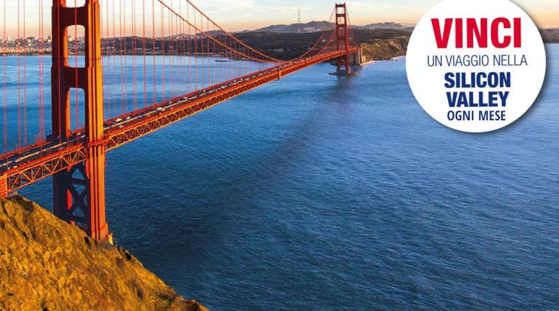 Concorso Nastro Azzurro, vinci viaggio nella Silicon Valley