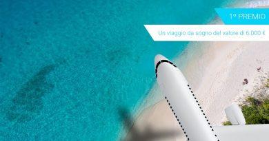 Il Grande gioco a premi dell'estate Parrot, vinci viaggio da 6000 euro