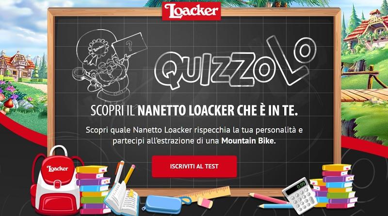 Concorso Quizzolo Loacker