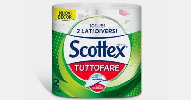 Concorso Scottex, 101 usi per 101 premi