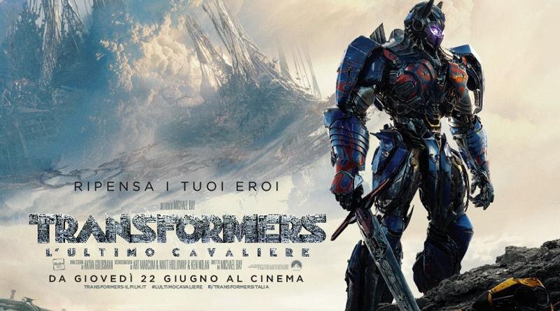 Vinci fantastici premi con Euronics e Transformers 5: l'ultimo cavaliere