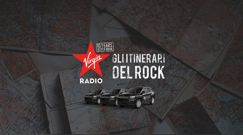 Concorso a premi Virgin Radio, gli itinerari del rock