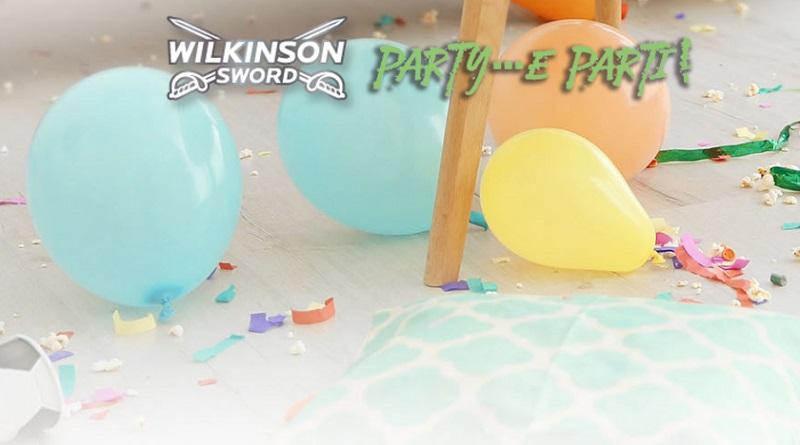 Concorso Wilkinson Party e Parti