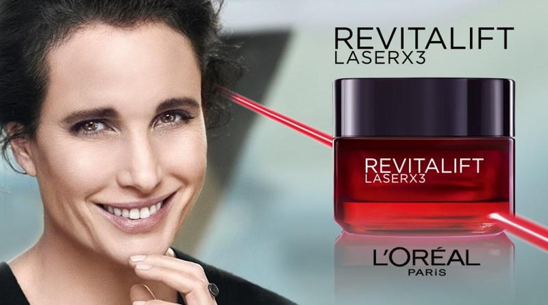Campione gratuito L'Oreal Revitalift Laser x3