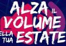 Concorso a premi Alza il volume della tua estate