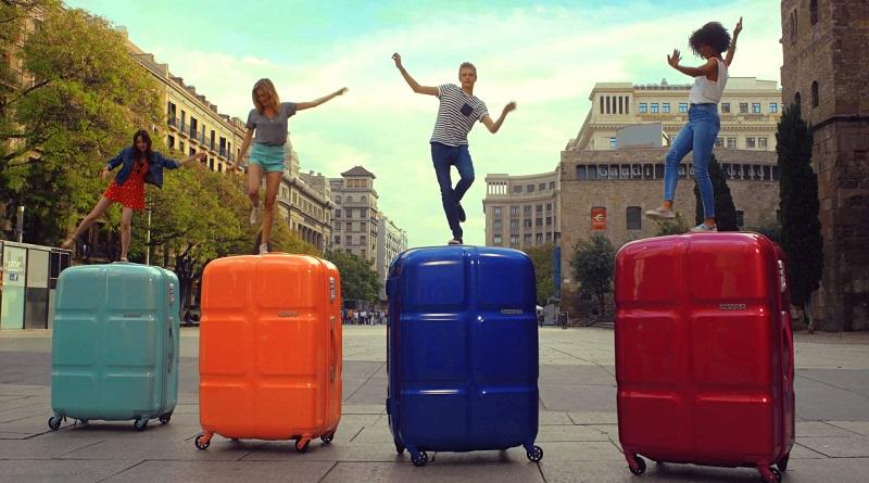 Concorso American Tourister vinci trolley e valigie