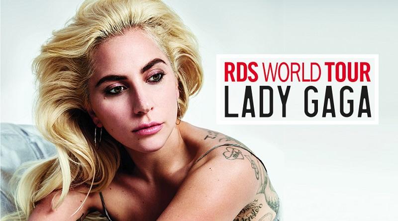 Concorso RDS vinci concerto di Lady Gaga