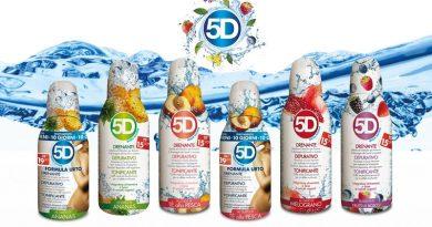 Campione omaggio integratore depurativo 5D Depuradren