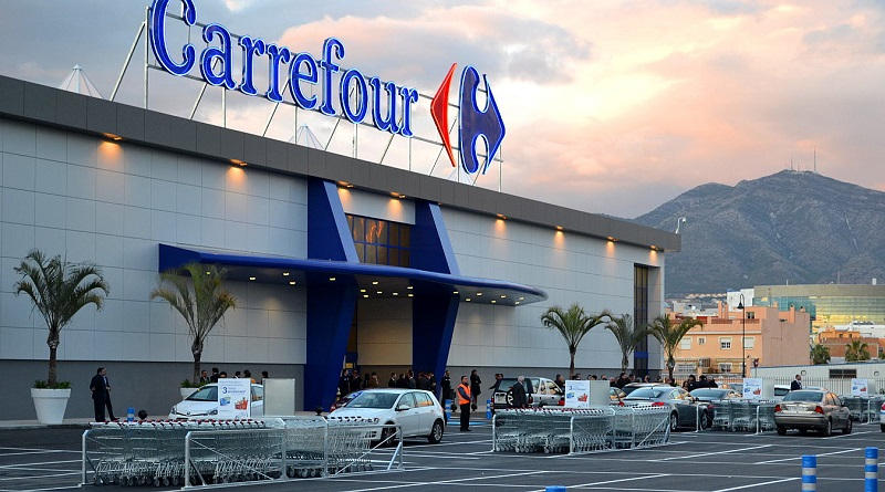 Concorso in Carrefour fai la spesa con Henkel