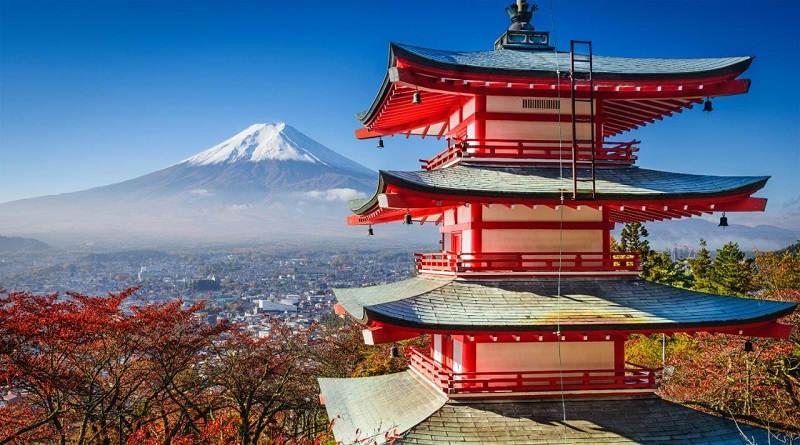 Concorso a premi vinci il Giappone con Glade