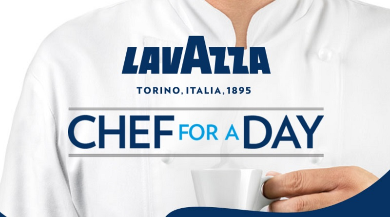 Concorso a premi Lavazza Chef for a day