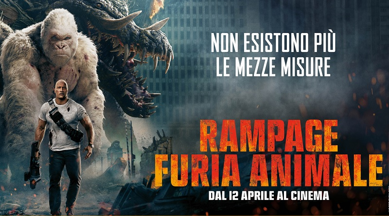 Vinci con Rampage furia animale e Old Wild West