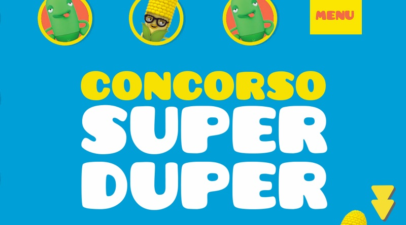 Concorso Boing TV Super Duper