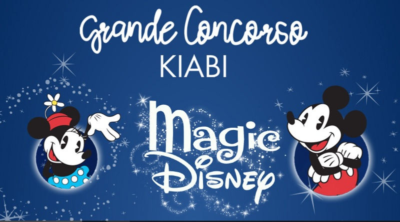 Grande concorso Kiabi Magic Disney