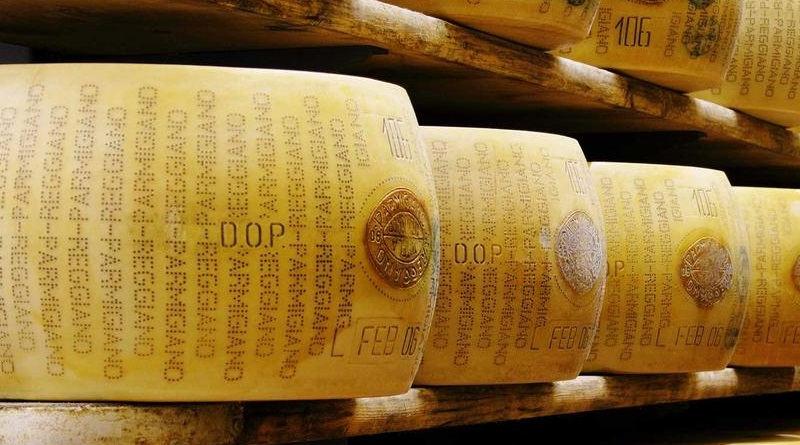 Concorso Emiliane Barilla, vinci 3 punte di Parmigiano Reggiano
