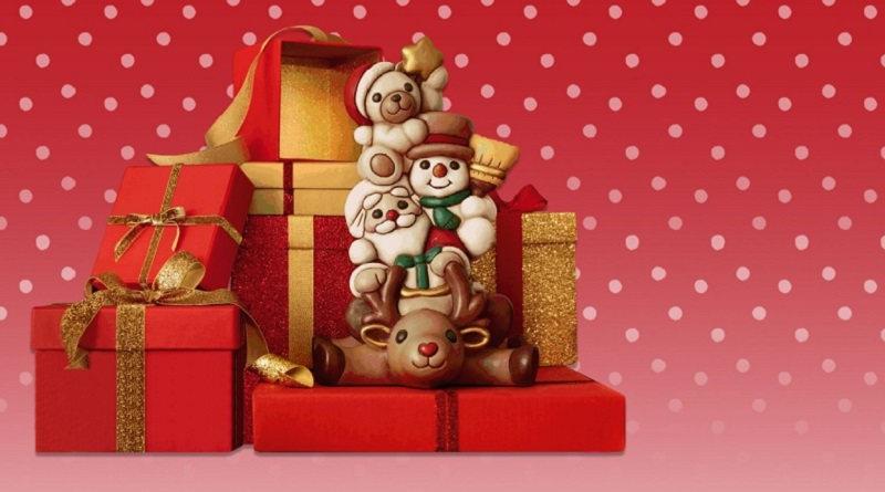 Concorso di Natale Thun, il totem dei regali | Concorsi a premi
