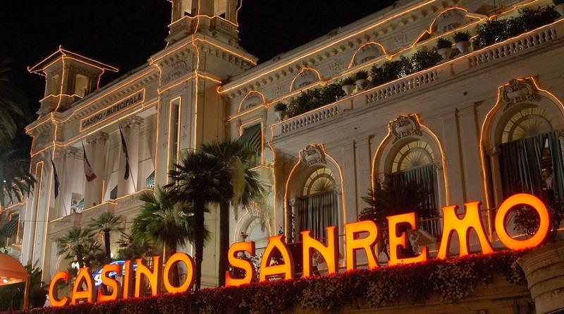 Concorso Casinò di Sanremo