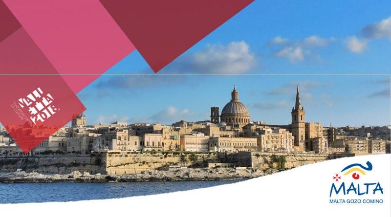 Concorso Valletta 2018, vinci viaggio a Malta