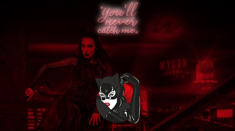 Concorso Wycon, You'll never catch me