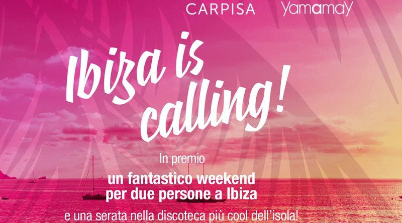 Concorso Yamamay Ibiza is calling