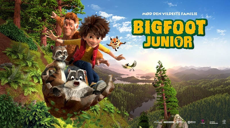 Concorso UCI Cinemas vinci con Bigfoot Junior