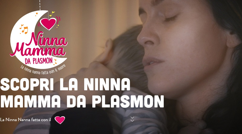 Concorso Ninna Mamma da Plasmon