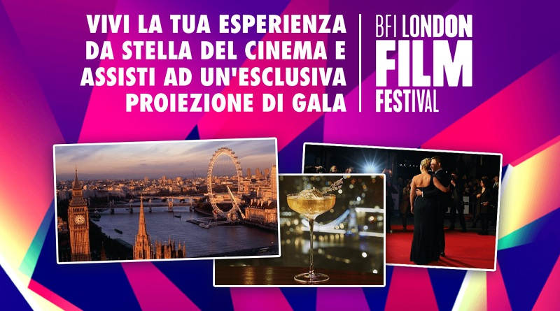 Vinci London Film Festival con Fox e UCI Cinemas
