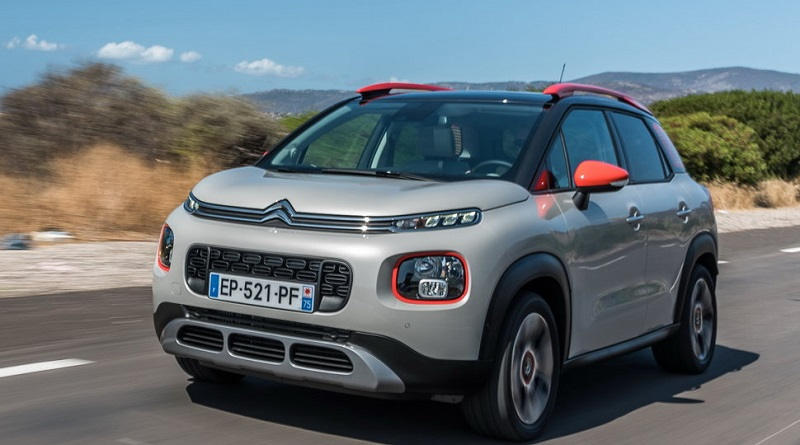 Concorso a premi C3 Aircross Message Delivery