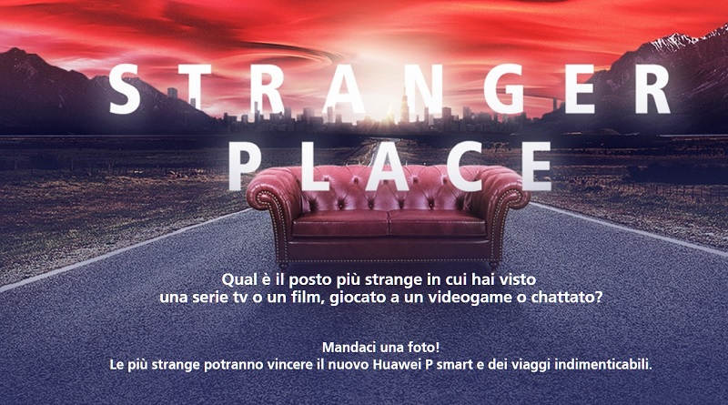 Concorso Huawei Stranger Place